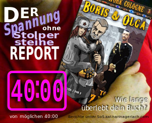 Boris und Olga - Selma Spieweg | Spannung ohne Stolpersteine