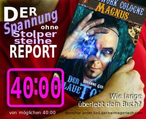 Der Blaue Tod - Susanne Gerdom | Spannung ohne Stolpersteine