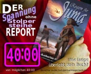 Regen für Juma - Katharina Gerlach