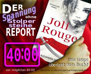 Joli Rouge - Alexandra Fischer | Spannung ohne Stolpersteine