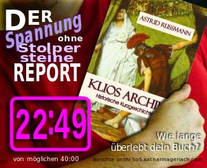 Klios Archive - Astrid Rußmann | Spannung ohne Stolpersteine