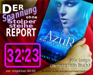 Azur: Wenn eine Diebin liebt - Sabine Schulter | Spannung ohne Stolpersteine